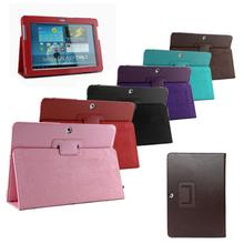 Best Price 10.1 inch Wholesale Leather Case Cover Skin Stand For Samsung Galaxy Tab 2