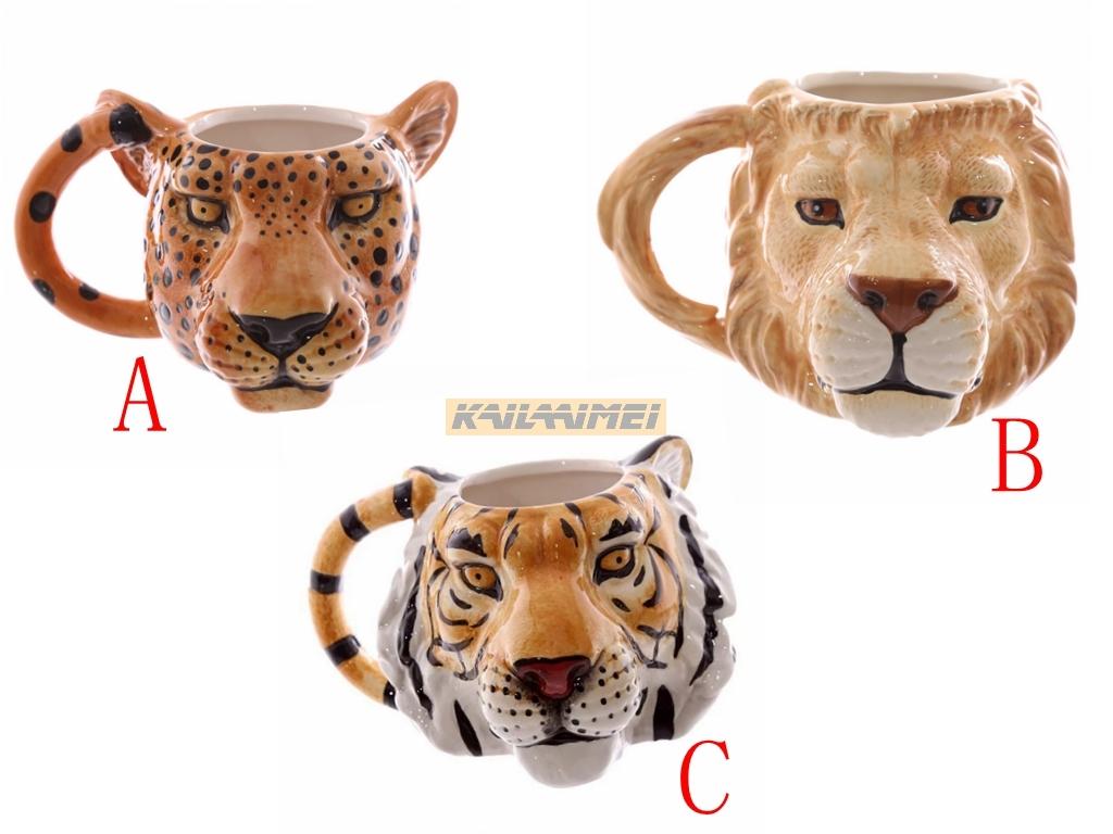Popular animal tea cups buy cheap animal tea cups lots for Animal face mugs