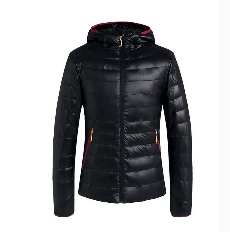 Ladies Fashion Down Coat Autumn Winter Jacket Women ...