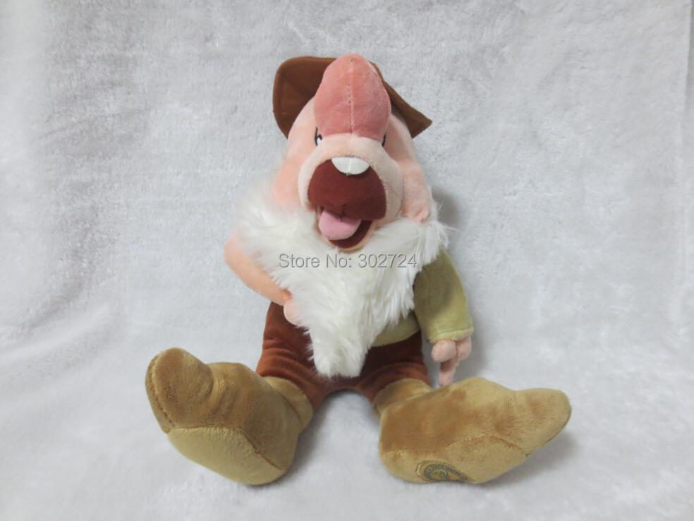 7 dwarfs stuffed toys