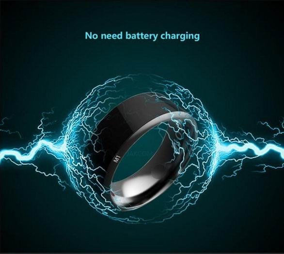 Jakcom R3F Smart Ring For High Speed NFC Electronics Phone Smart Accessories 3-proof App Enabled Wearable Technology Magic Ring