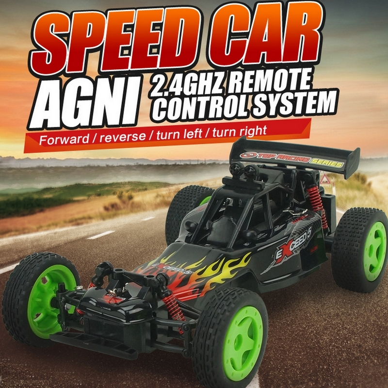 1/16 High Speed 2.4G Remote Control 4WD RC Car Model RTR Speedcross Crawler Dirt Bike RC Drift Traxxas Toy 1:16(China (Mainland))