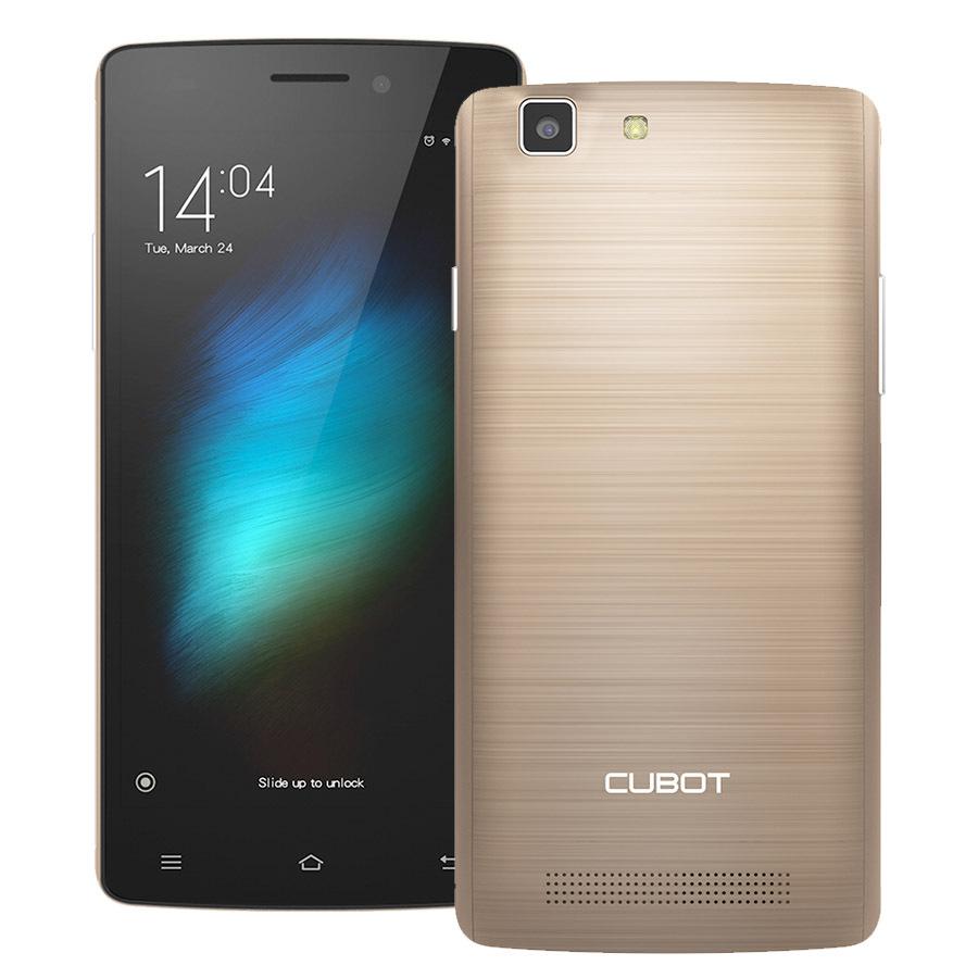 Original Cubot X12 PK Cubot S200 Android 5 1 Quad Core FDD LTE MTK6735 Smartphone 5
