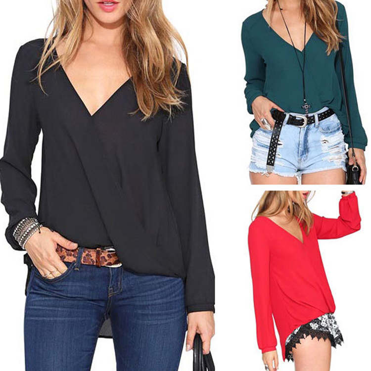 Женские блузки и Рубашки Blueberry9002 Fashion v/xxl Blusa WF-9236\PCC женские блузки и рубашки blusa 2015 xxl wcx700