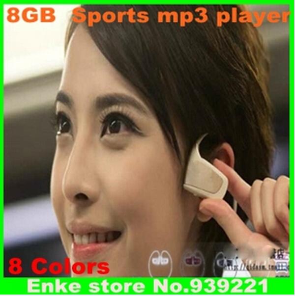 2015 New W273 Sport Mp3 player headset 8GB NWZ-W262 Walkman Running earphone Mp3 player headphone IPX2 Can not swimming(China (Mainland))