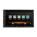 New 2 DIN 7inch screen Support Rear Camera Car Stereo MP4 Player 12V Car MP5 Audio