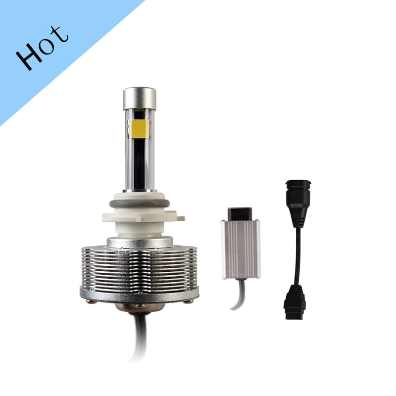 Hot Sale HB3(9005) LED Fog Lamps For Automobiles Trucks Motorcycles 2SMD LED Super White Fog LED Cars Bulbs DC 12V 40V(China (Mainland))