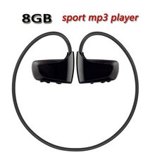 Hot sale W262 8GB Mp3 Player Sport MP3 Music player Walkman NWZ-W262 earphone headphone mp3 player Free shipping(China (Mainland))