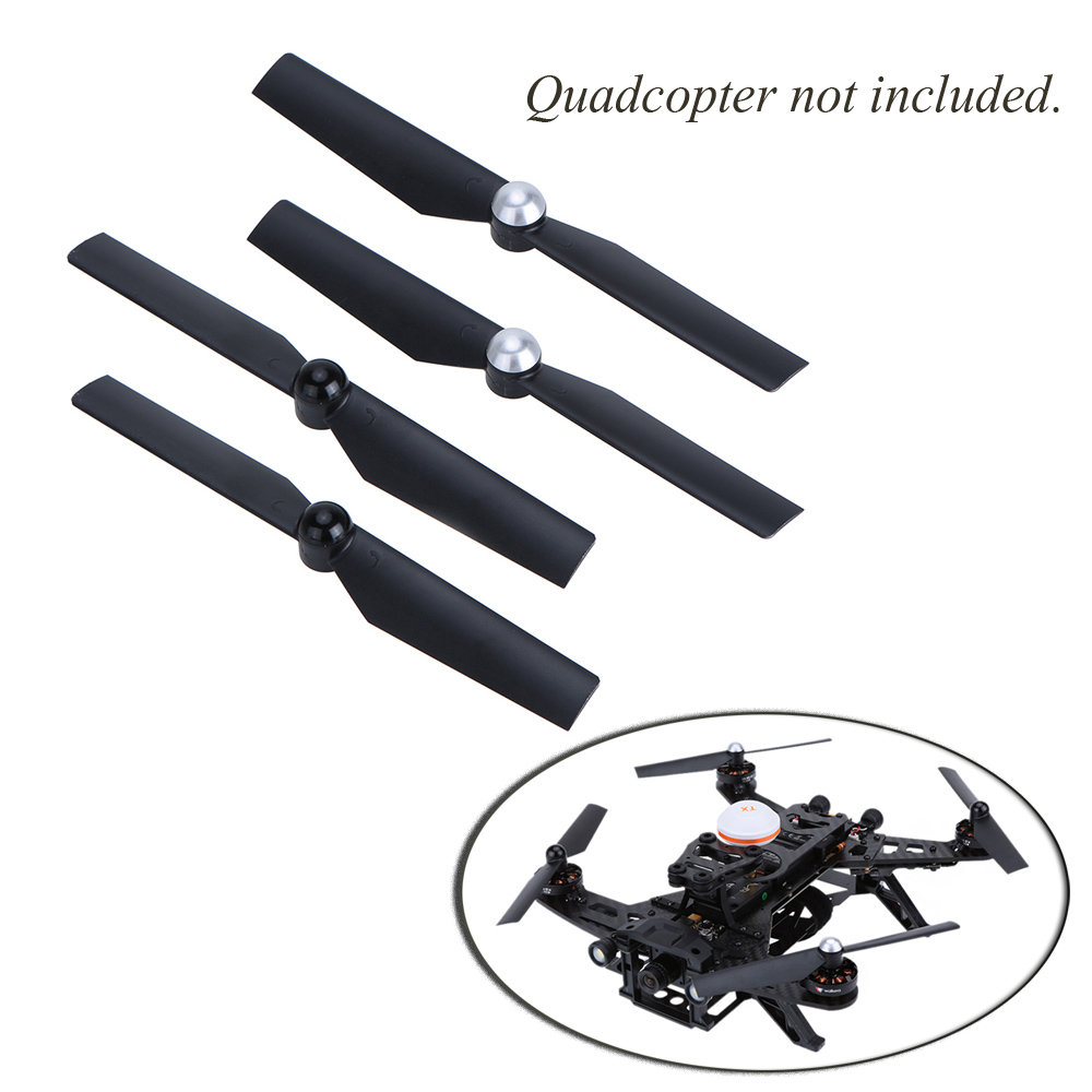 4 Pair Original Walkera Runner 250 FPV Quadcopter CW/CCW Propeller Sets for Walkera Helicopter Drone(China (Mainland))