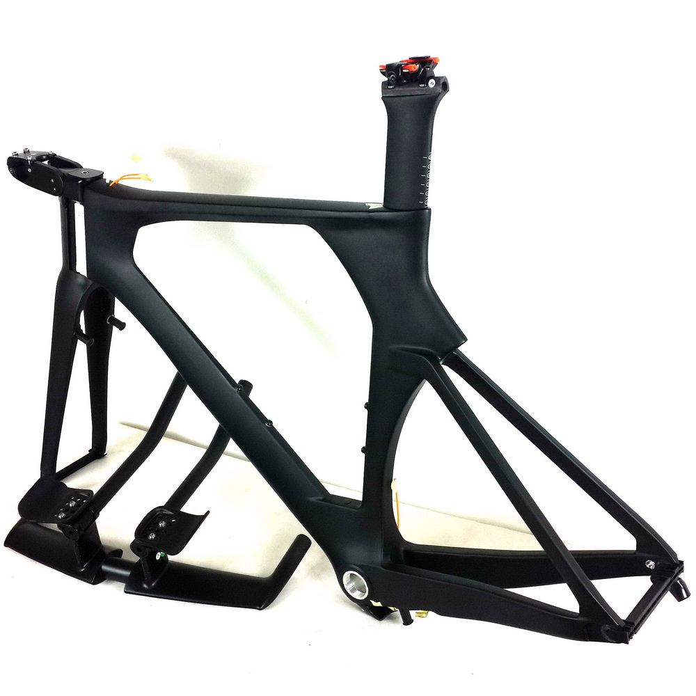 700c carbon TT frame time trial bike frame bicycle frame Triathlon carbon frame new design(China (Mainland))