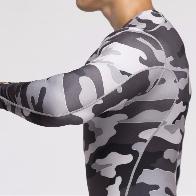 Quick-Dry-High-Elastic-Compression-Shirt-Long-Sleeve-Grey-Camouflage-Men-s-Sportswear-Base-Layer-Underwear (1)