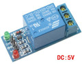 5V A41 1 One Channel Relay Module Low level for SCM Household Appliance Control For arduino