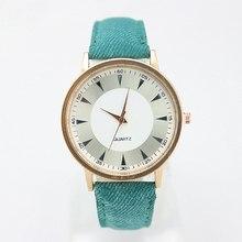 Nueva moda 2015 corea pelusa originales moda de alta calidad del cuarzo de pulsera oro digital dial women casual watch vistos