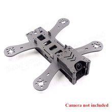 GEPRC FPV GEP180 180MM DIY Carbon Fiber Frame Kit with PDB WS28128 LED Board For RC Camera Drone Accessories