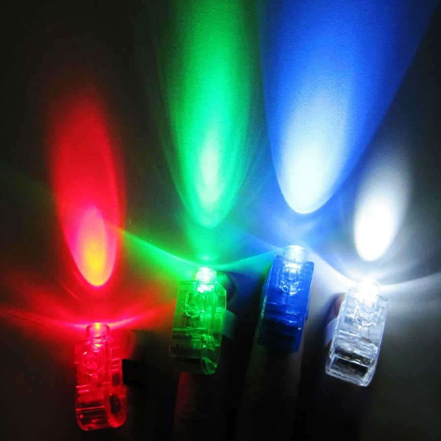 LED Finger Lights (4)