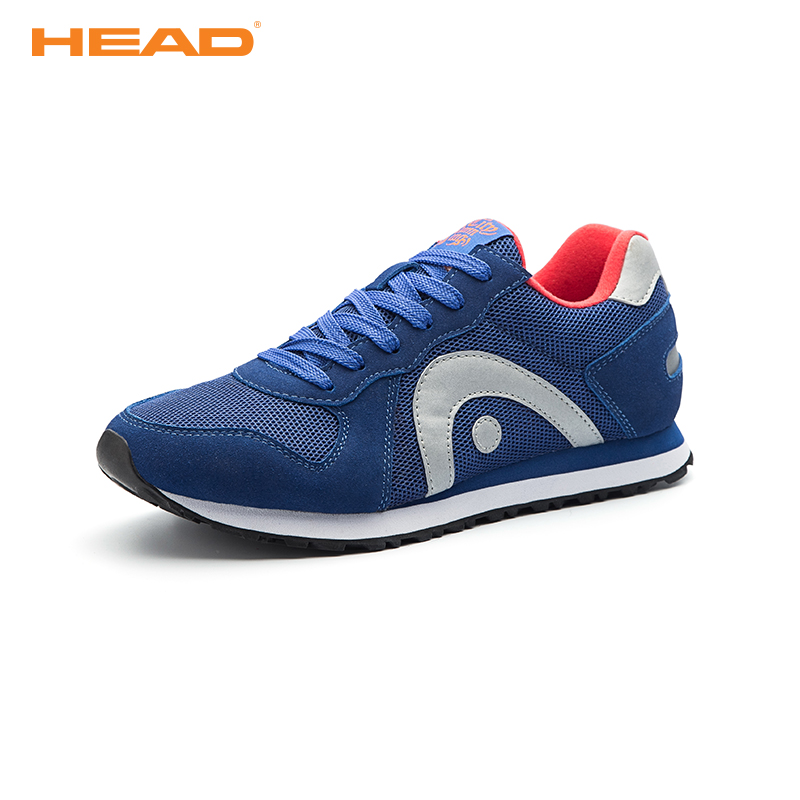 HEAD Men Running Shoes for Men Gym Training Sneakers 2016 Fashion Cushioning Run Men Sport Shoes Shock absorption Athletic Shoes