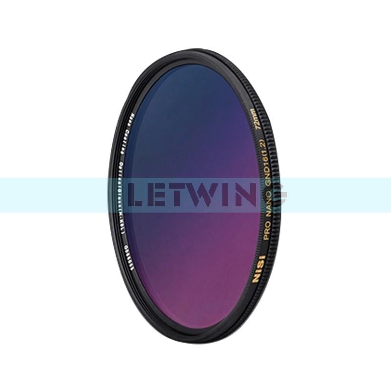 Здесь можно купить  High-Quality NiSi 82mm GND GC-GRAY Filter Ultra-thin Optical Glass Nano Coating Graduated Gray Filter For DSLR Camera Filter  Бытовая электроника