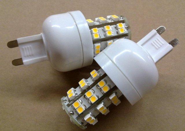 2.5W led corn light,E27 base,48pcs 3528 SMD LED