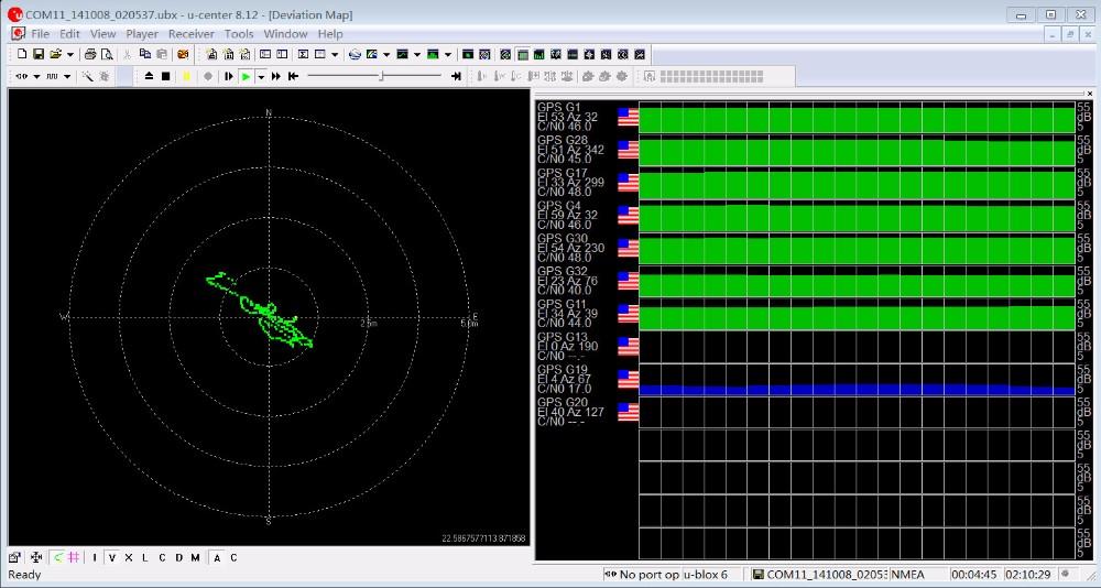 Купить Ublox gps чип Дизайн GPS Модуль с Антенной USB GPS Приемник G-МЫШЬ GNSS100 Заменить Глобальный BU-353S4 BU353