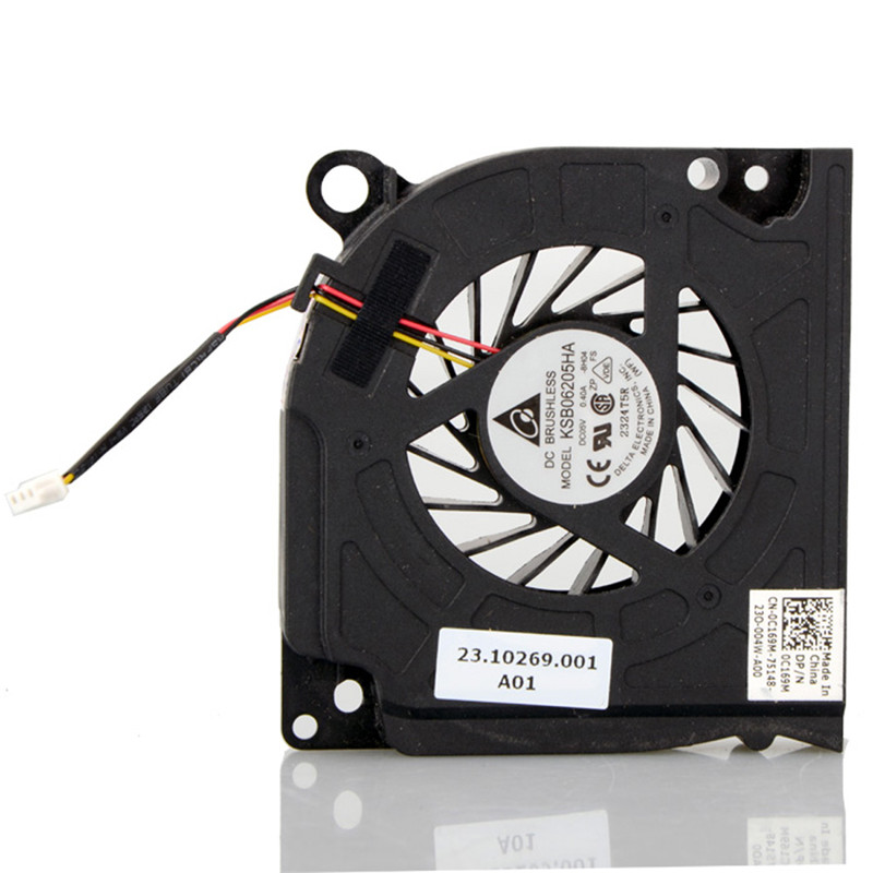 New Laptops Replacements CPU Cooler Fan Computer Components CPU Fans Cooling Fit For Dell Inspiron 1525 1526 1545 F0121 P72(China (Mainland))