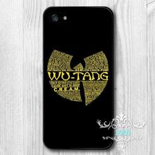 Buy Wu Tang Clan Logo mobile phone cover case iPhone 4S 5S 5C 6S 6S Plus 7 7Plus Samsung Galaxy S4 S5 S6 S7 edge Note3 4 5 for $2.84 in AliExpress store