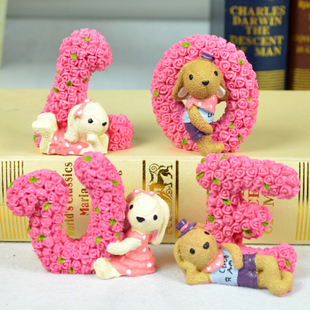 12-free shipping Home fashion resin home decoration lovers wedding gift crafts(China (Mainland))