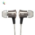 LeTV Original All Metal Super Bass In Earphone with Leather Case 1 1M Noise Cancelling Portable