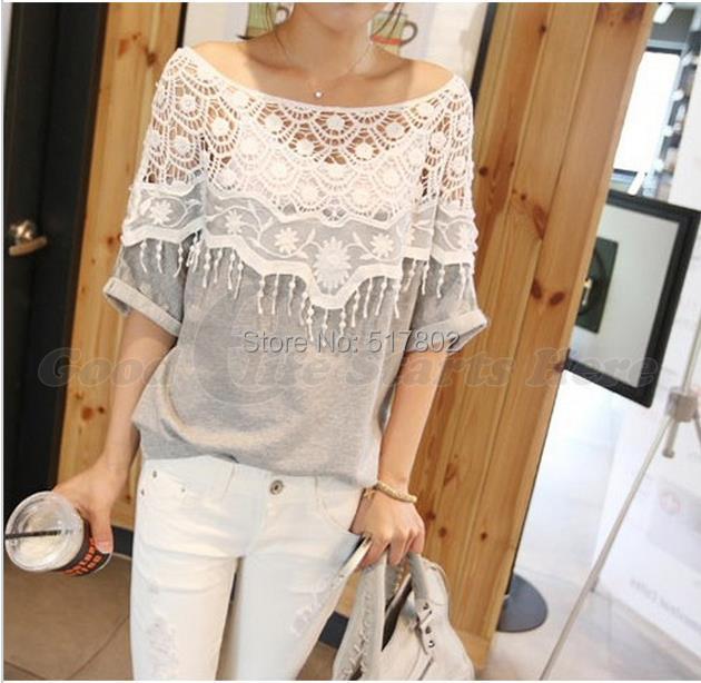 Женская футболка 2015 Batwing t YD01300 женская футболка other 2015 3d loose batwing harajuku tshirt t a50