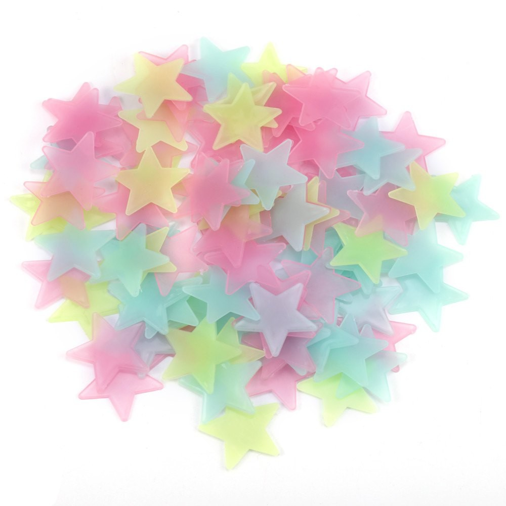 100Pcs-3D-Glow-Stickers-Luminous-stars-Baby-Bedroom-Beautiful-Fluorescent-In-The-Dark-Toy--Festival-TD0056 (3)