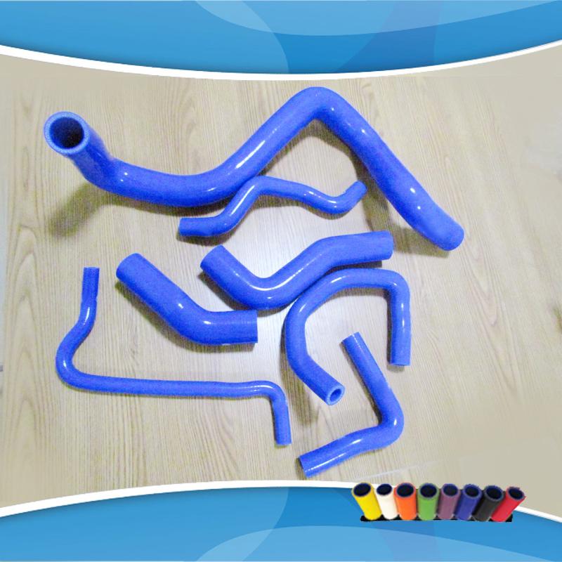 7 шт. для леон MK1 / cupra R силиконовые радиатор охлаждения турбо шланг комплекты