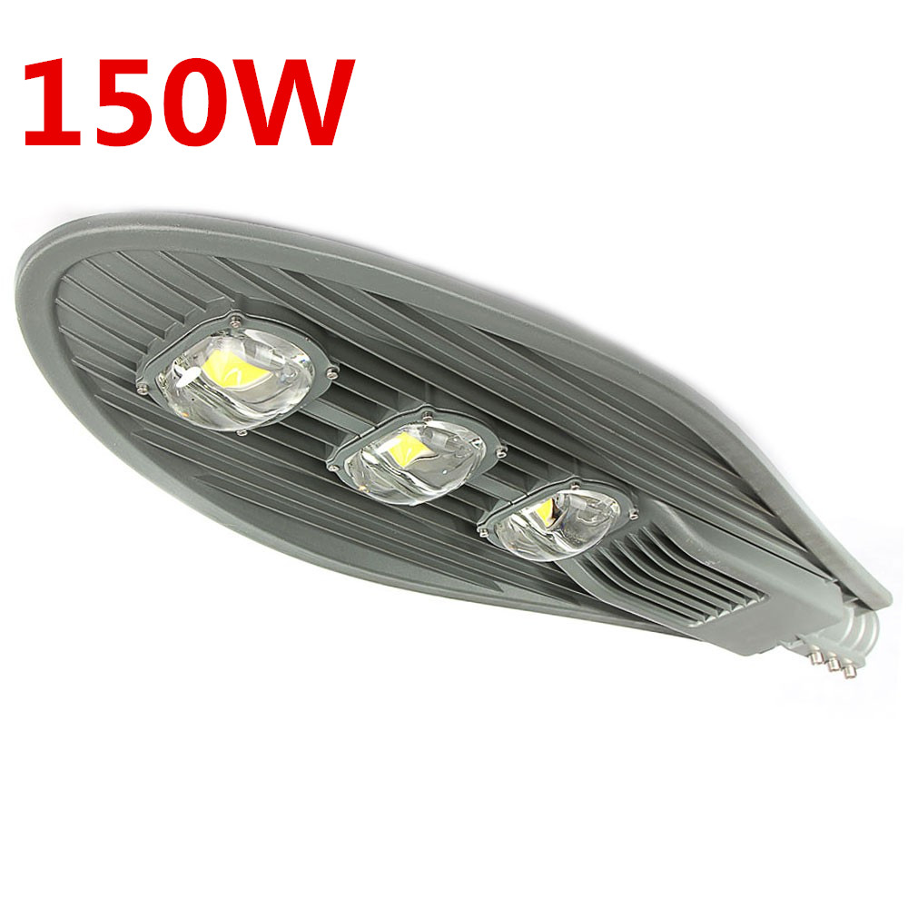 4pcs 50w 100w 150w led street light ip65 waterproof outdoor lighting for graden lamp park road. Black Bedroom Furniture Sets. Home Design Ideas