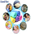 Car Nature Real Leather Washing Cloth Cleaning Towel Wipes Chamois Cham 43x32cm