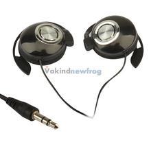 Sport Earphone Clip On Sports Stereo Headphones Earphone For MP3 MP4 Player V3NF