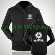YAMAHA zipper hoodie clothes riding clothes zipper sweatshirts coat male and female couple(China (Mainland))