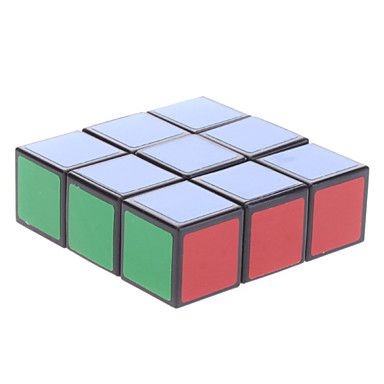 FreeShipping 1x1x3 Magic Cube (Black) Suitable for all age above 6 years Child(China (Mainland))