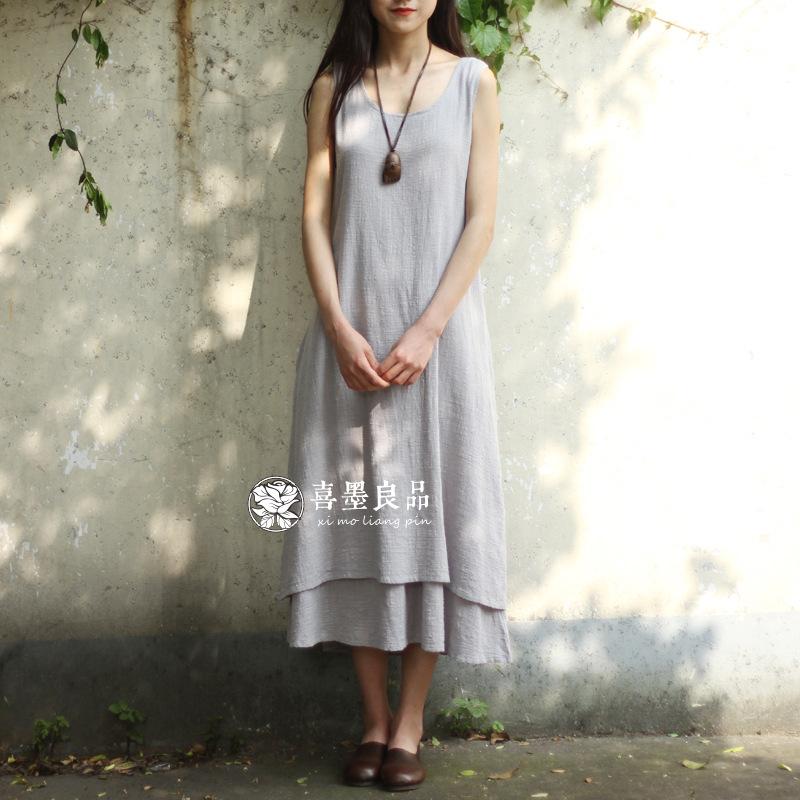 pour choisir une robe robe d 39 ete en lin. Black Bedroom Furniture Sets. Home Design Ideas