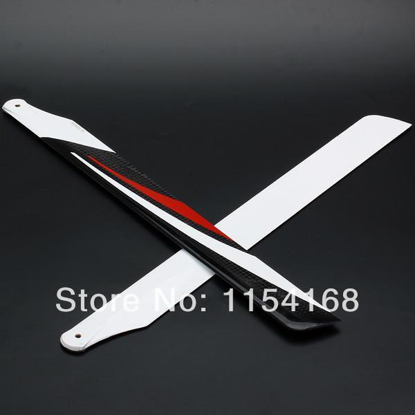5 Pairs Rc Helicopter Blade 325mm Carbon Fiber Main Rotor Blades ALIGN T-REX 450(China (Mainland))