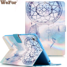 Painting Cover Silicon Leather Case for apple iPad Air Flip Book Style Stand with Card Holder For iPad Air 1st/iPad 5 Wallet(China (Mainland))