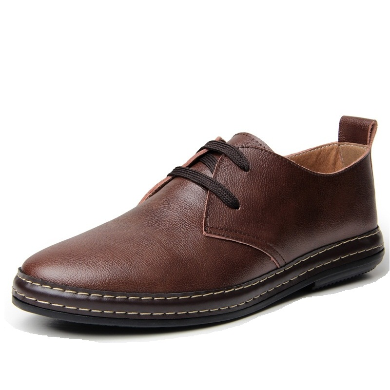 Casual Leather Shoes For Men 2013 | Short Hairstyle 2013