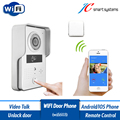 High Quality RFID Doorphone WiFi Interfone Door Camera Digital Doorbell Designed for Home Intercom