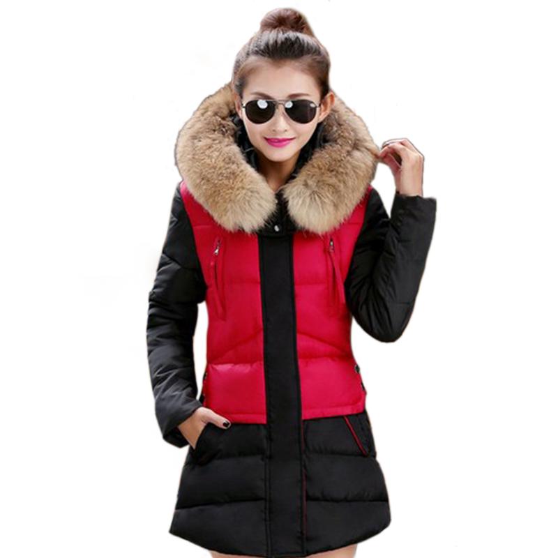 Com buy winter jacket women womens parka hooded down jacket