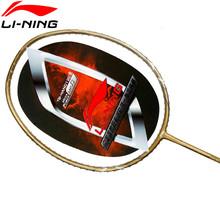 Buy New Li-Ning Carbon Fiber Force Model Badminton Racquet TB NANO Series 120 120A Speed Racket Badminton for $96.50 in AliExpress store