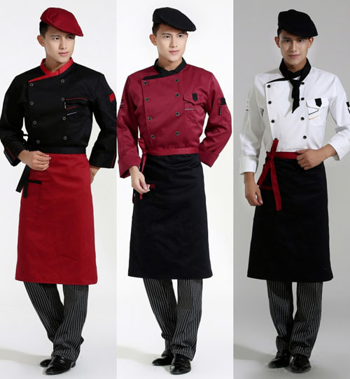 Bienvenidos sean a la casa de misa - Uniformes de cocina ...