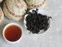 Lose money savor price free shipping Chinese yunnan Puerh Puer red black tea diet tea health