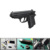 2016 New 3D Paper Model PPK 007 Pistol 1:1 scale simulate gun waterproof magazine adult diy puzzles toys collection papercraft