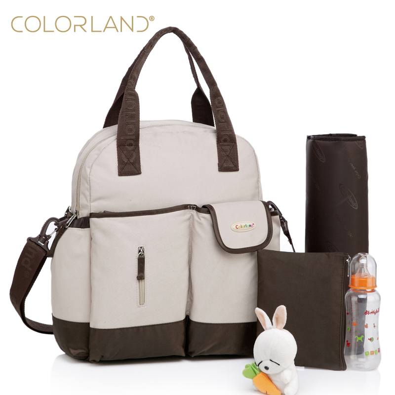 colorland 11colors multifunctional 4carry styles waterproof maternity mommy nappy baby diaper. Black Bedroom Furniture Sets. Home Design Ideas