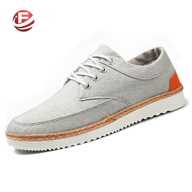 Весна и осень мужчины мода уличной обуви ес 39 - 44 Высокое качество простой дизайн ...