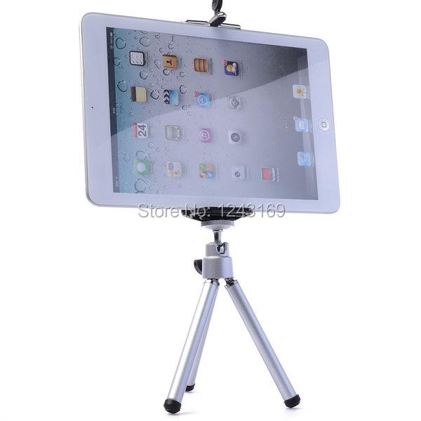 Universal Bracket Adapter Tripod Mount Holder + Tripod for Samsung 7'' Tablet Ipad mini 2 DC475-SZ(China (Mainland))