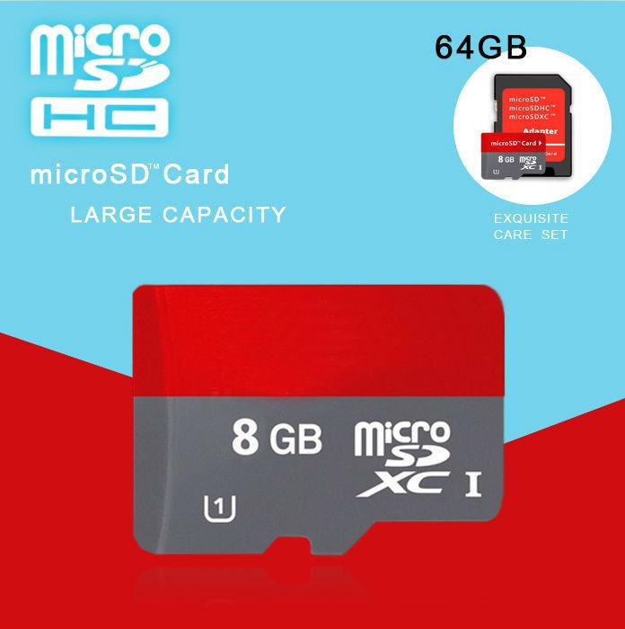 hot sale High speed Class 10 /6 SDHC Micro SD Card 8GB 16GB TF Memory Card+ reade+adapter free Gift transflash 2GB 4GB 32GB T1(China (Mainland))