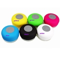 Portable Subwoofer Shower Waterproof Bluetooth Speaker Car Handsfree Receive Call Music Suction For iPhone Android Phone